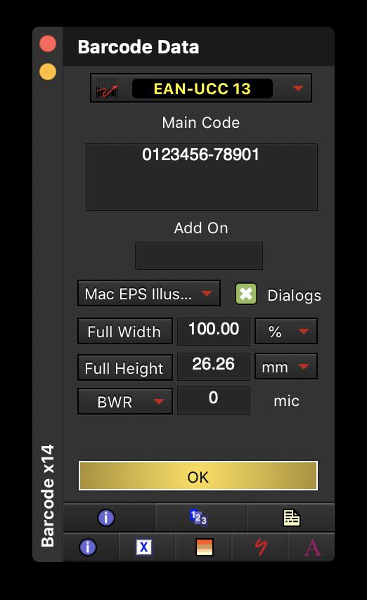 Peninsula Barcode Generators | Barcode Software For Mac, PC