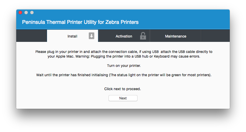 Print shipping labels directly from the UPS website to your